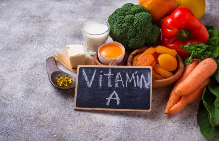 Vitamin A Heal Your Lungs After Smoking