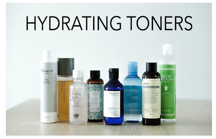 Use Hydrating Toner